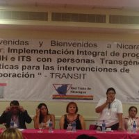 A three-day training focused on strategies in implementing Transgender people and HIV programmes in seven Latin American countries